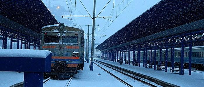Отменен один из поездов кольцевой электрички