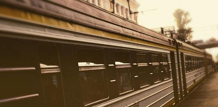 В Киеве снова изменят расписание движения городской электрички